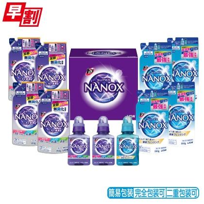 <※お中元対象商品>ライオン トップ スーパーナノックスギフト ダブルセレクション LTN−50A