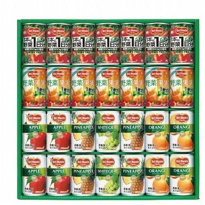 <※お中元対象商品>デルモンテ 野菜・果実混合飲料ギフト