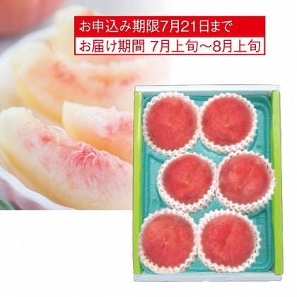 <※お中元対象商品>山梨県産 御坂の水蜜桃