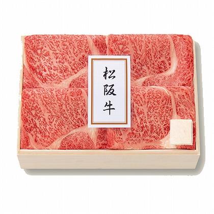 <※お中元対象商品>松阪牛 ロース肉すき焼・焼肉用