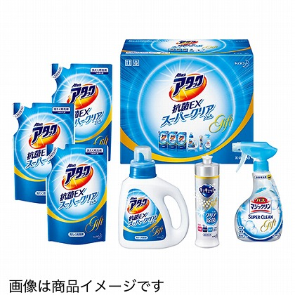 <※お中元対象商品>花王 アタック抗菌EX スーパークリアジェルギフト