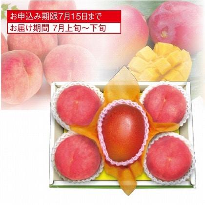 <※お中元対象商品>マンゴー&水蜜桃