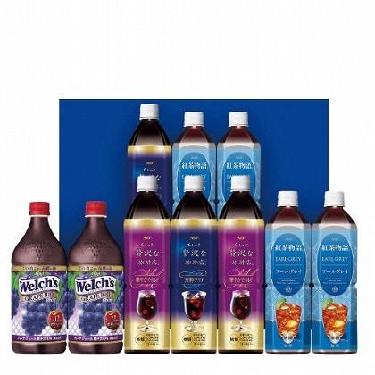 <※お中元対象商品>AGF ファミリー飲料ギフト
