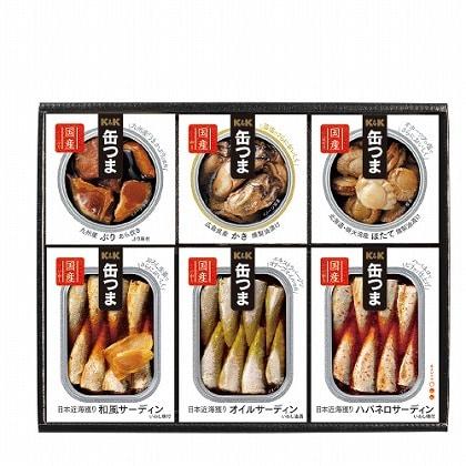 <※お中元対象商品>K&K 缶つまギフトセット