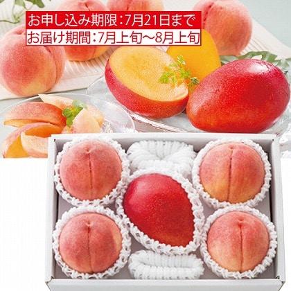 <※お中元対象商品>マンゴーと桃