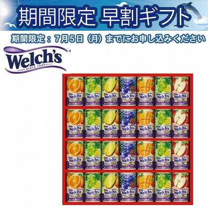 <※お中元対象商品>ウェルチギフト