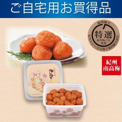 <※お中元対象商品>はちみつ入 紀州南高梅B 1kg