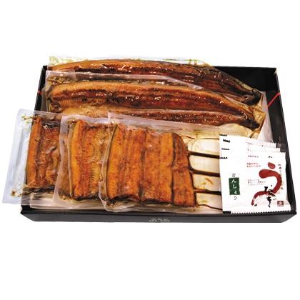 <※お中元対象商品>大井川鰻(長焼2枚・串焼3枚)