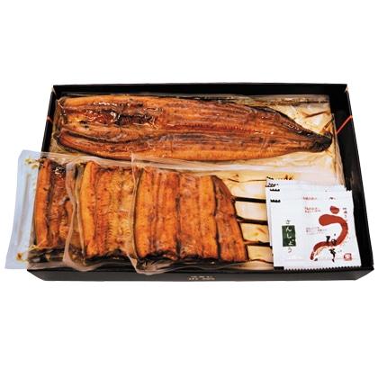 <※お中元対象商品>大井川鰻(長焼・串焼3枚)