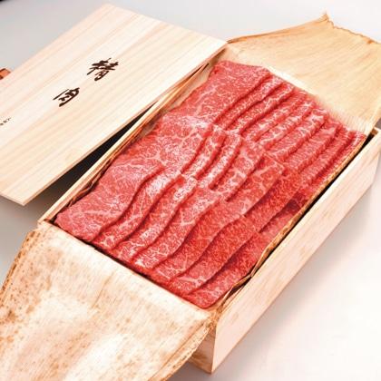 <※お中元対象商品>黒毛和牛焼肉