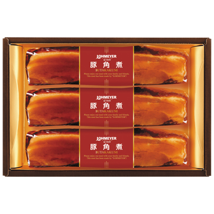 <※お中元対象商品>豚角煮