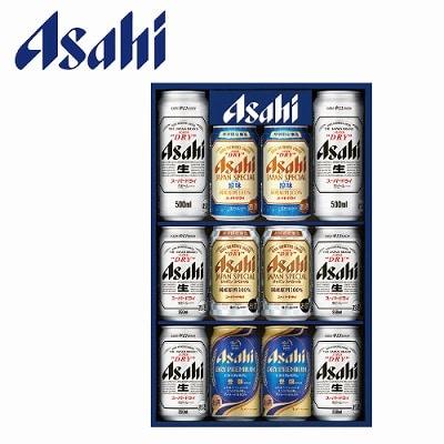 <※お中元対象商品>アサヒビール4種セット