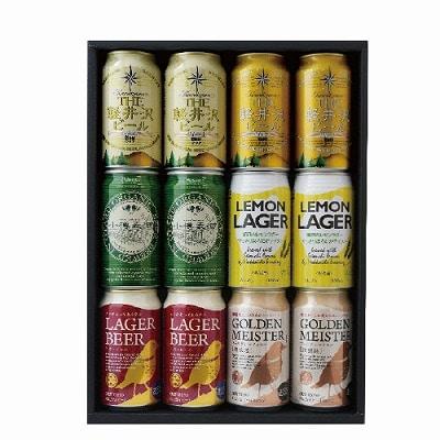 <※お中元対象商品>日本のクラフトビール飲み比べセット