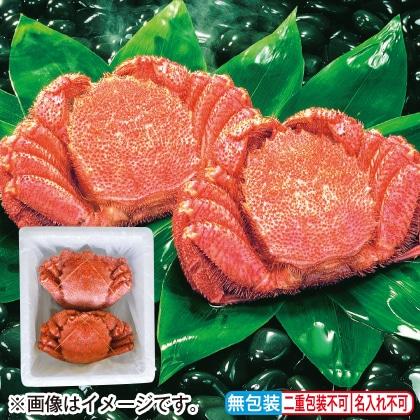 <※お歳暮対象商品>北海道産毛がに 1kg(2杯)