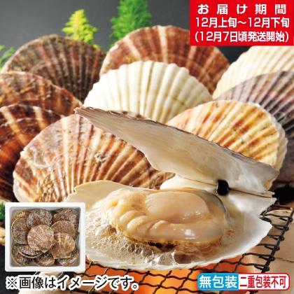 <※お歳暮対象商品>北海道根室海峡産地蒔きほたて