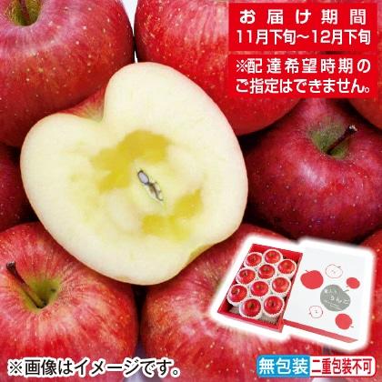 <※お歳暮対象商品>青森県産蜜入りサンふじ2.5kg