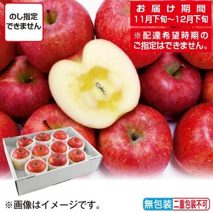 <※お歳暮対象商品>ご自宅向け蜜入りサンふじりんご