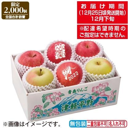 <※お歳暮対象商品>青森県産 縁起りんご