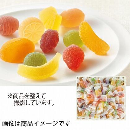 <※お歳暮対象商品>彩果の宝石 フルーツゼリーコレクション