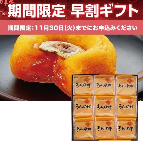 <※お歳暮対象商品>あんぽ柿