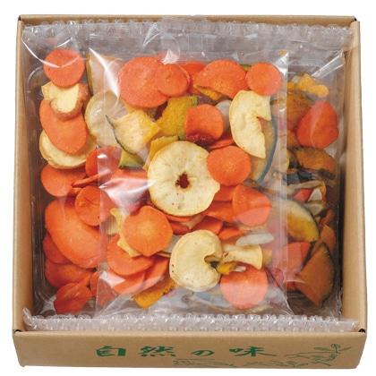 <※お歳暮対象商品>冬の野菜・果物チップス