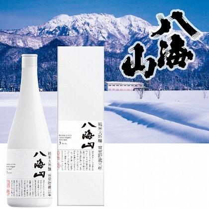 <※お歳暮対象商品>八海山 純米大吟醸 雪室貯蔵三年