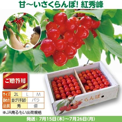 紅秀峰(6)500g(2L、秀:手詰)×2