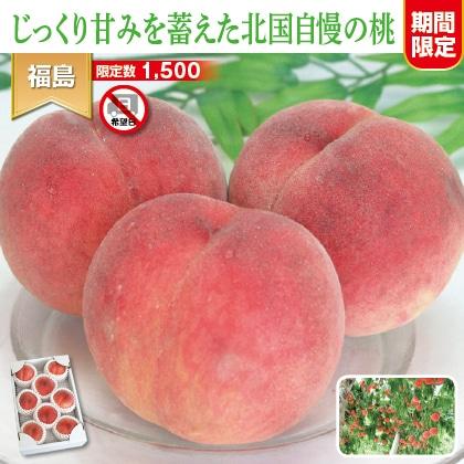福島県産旬の白桃