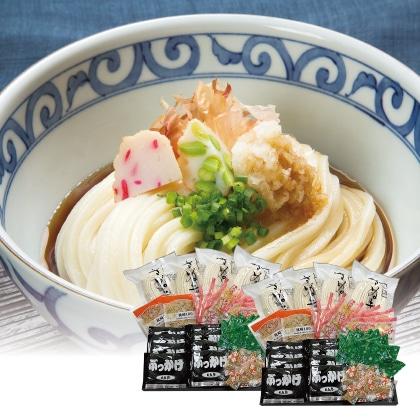 讃岐ぶっかけうどん 細麺