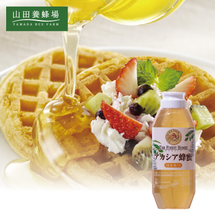 山田養蜂場 アカシア蜂蜜500g