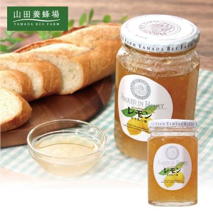 山田養蜂場 レモンはちみつ漬450g