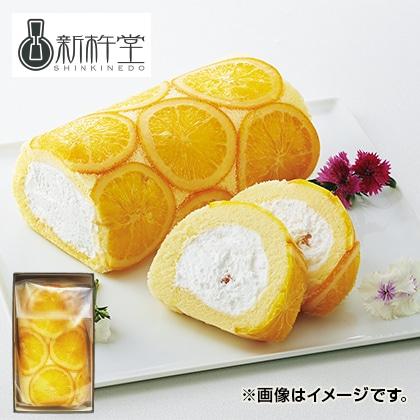 夏色スターロールオレンジ&レモン