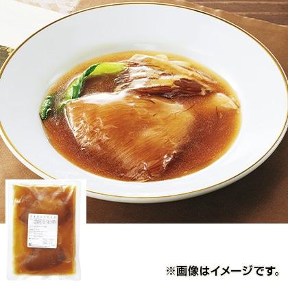 ふかひれ入スープ