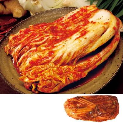 大阪鶴橋 手作り国産白菜キムチ1kg