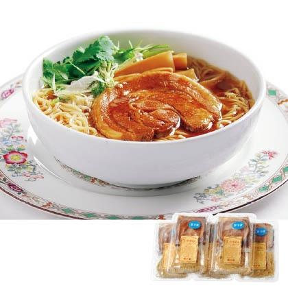 <聘珍樓>チャーシュー麺