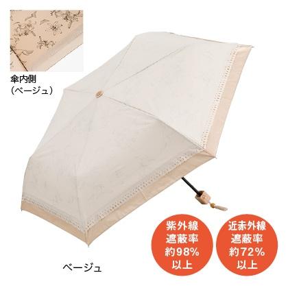 晴雨兼用日傘(ベージュ)