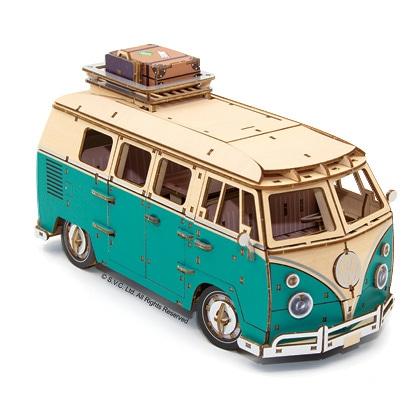 <ki−gu−mi Vintage> VW T1キャンパーバン