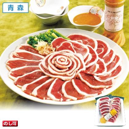 青森県産鴨しゃぶしゃぶ肉 400g