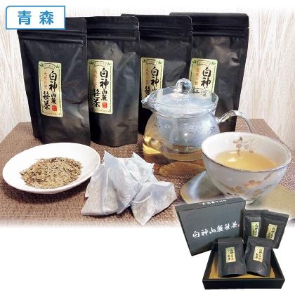 白神山麓笹茶
