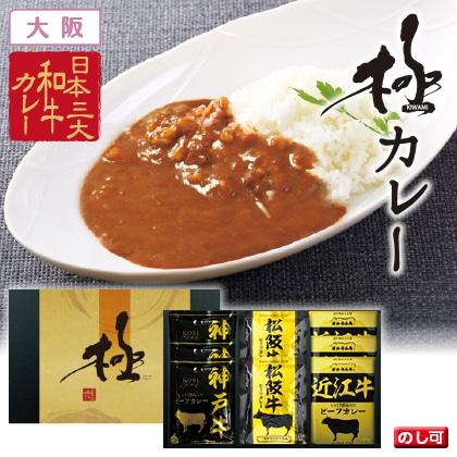 日本三大和牛 極カレー(8個入)