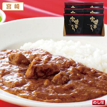 宮崎牛カレー(6個入)