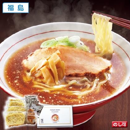 喜多方ラーメン(4食入)(通年用)