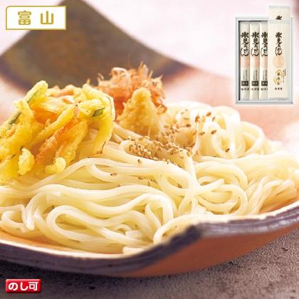 氷見うどん細麺・餅めんセット(通年用)