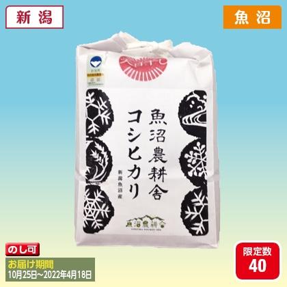 天日干し特別栽培米 魚沼産コシヒカリ2kg(2021年産)
