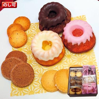 米粉クッキーと米ジェンヌセット