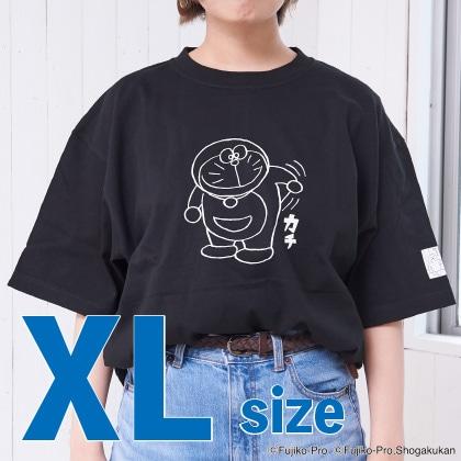 「カチ」雑貨シリーズ 蓄光Tシャツ(XLサイズ)