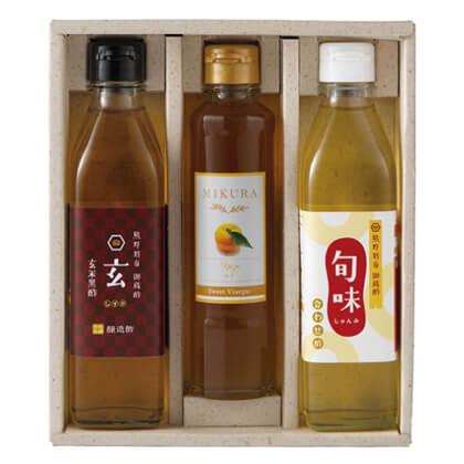 御蔵酢【玄 合わせ酢 MIKURA】ギフトセット