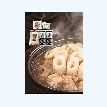 比内地鶏きりたんぽ鍋(2人前)