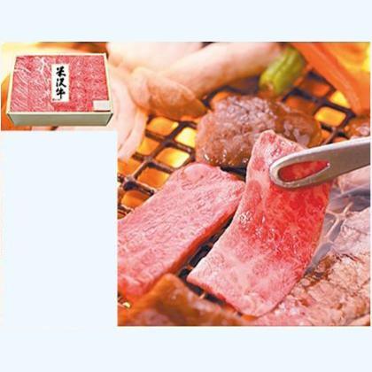 米沢牛焼肉用詰合せ