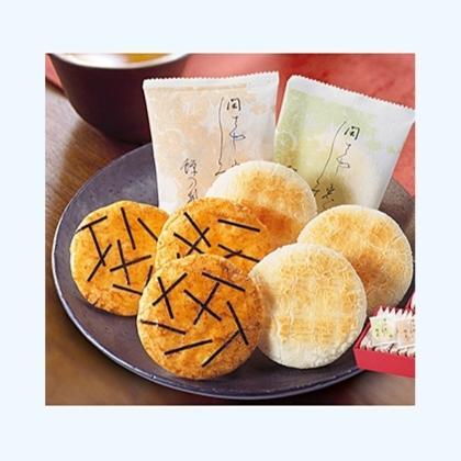 山寺焼 煎餅 1箱